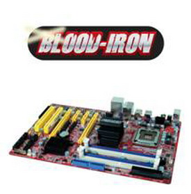 DFI Blood Iron P45-T2RS