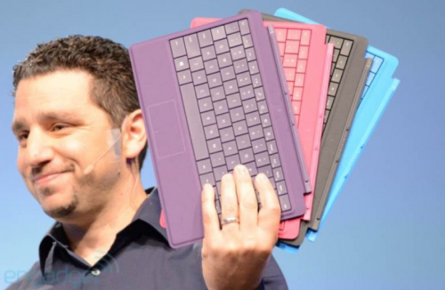 Microsoft Surface 2 Pro Type Cover 2