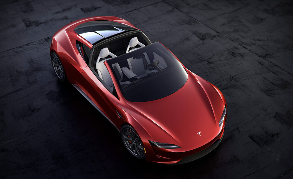 The new Tesla Roadster has been unveiled for quite a few years, but is still not ready for mass production