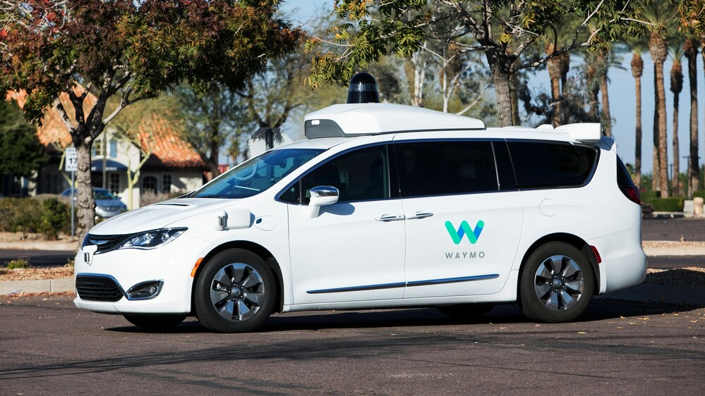 Waymo vehicles are equipped with a bunch of high-detail and expensive sensors